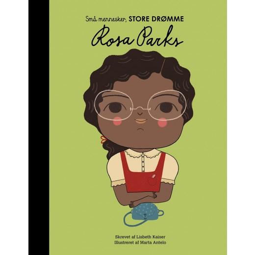 Små mennesker, STORE DRØMME bog Rosa Parks-36