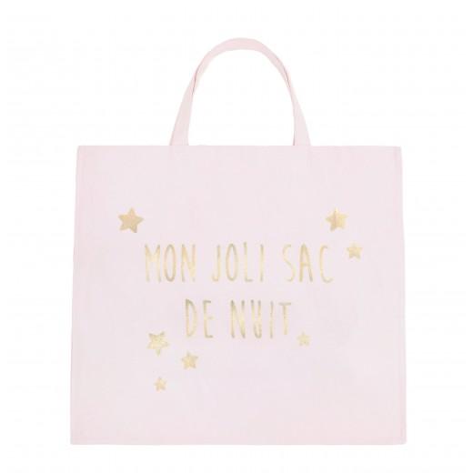 ROSE IN APRIL MON JOLI SAC DE NUIT pink-31