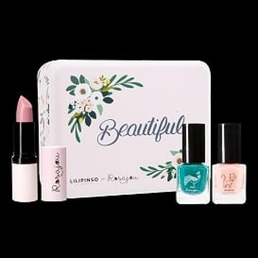 ROSAJOU Gift set Coffret Métal Wonderland-36