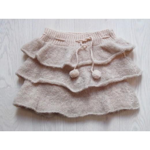 Shirley Bredal Flora skirt powder-31