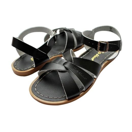 Salt-Water Original sandal black barn-329