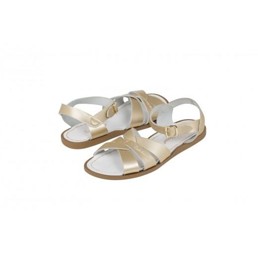 Salt-Water Original sandal gold barn-35