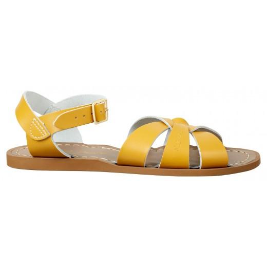 Salt-Water Original sandal mustard adult-014