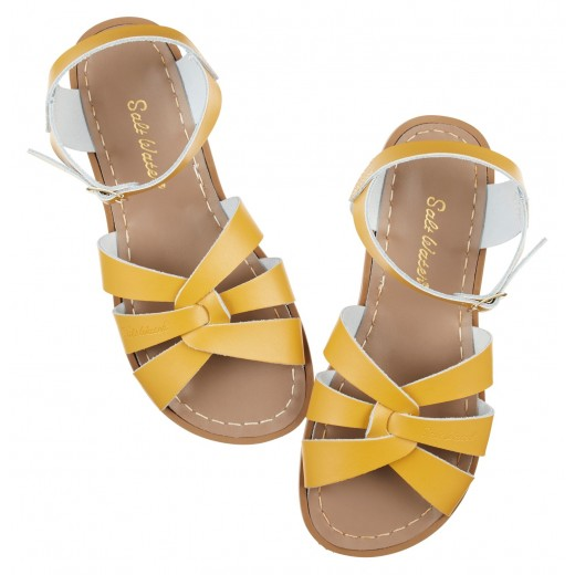 Salt-Water Original sandal mustard barn-014