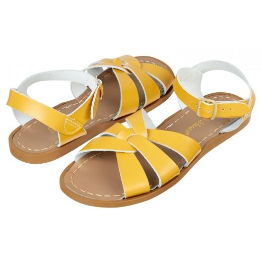 Salt-Water Original sandal mustard adult-314