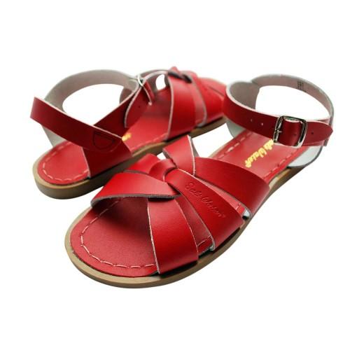 Salt-Water Original sandal red barn-324
