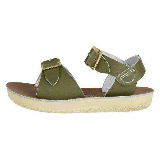 Salt-Water Surfer sandal olive-017