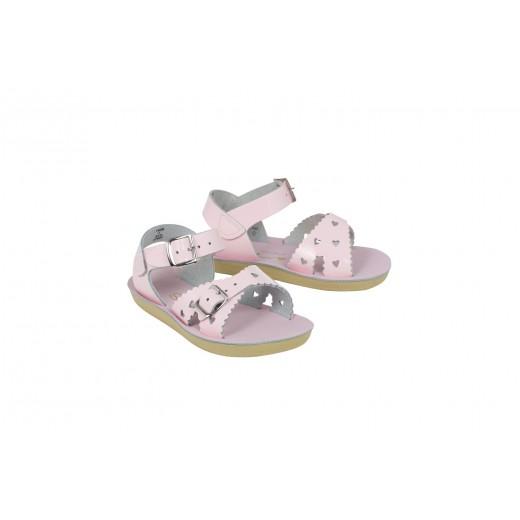 Salt-Water Sweetheart sandal shiny pink-32