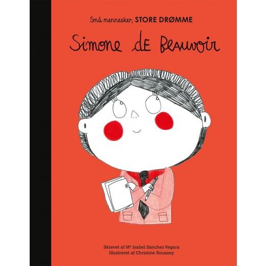 Små mennesker, STORE DRØMME bog Simone de Beauvoir-37