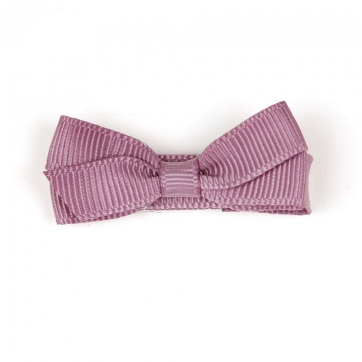 Verity Jones London Rosy Mauve hair clip small-01