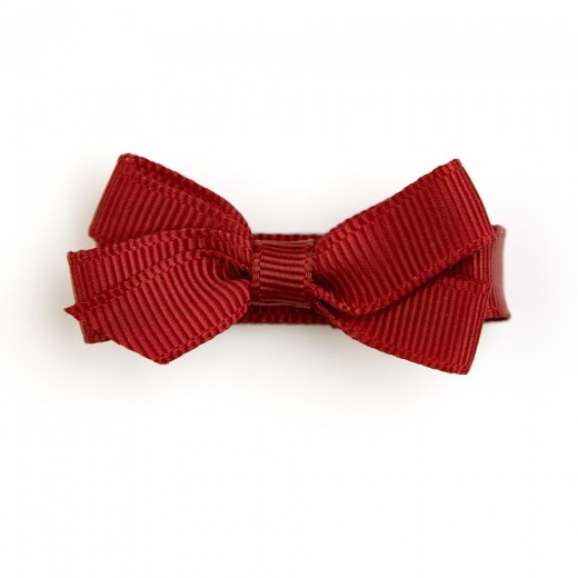 Verity Jones London Scarlet hair clip small-31