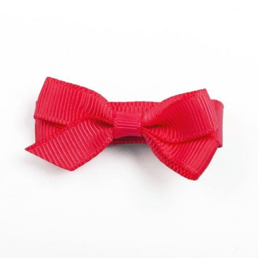Verity Jones London Shocking Pink hair clip small-32