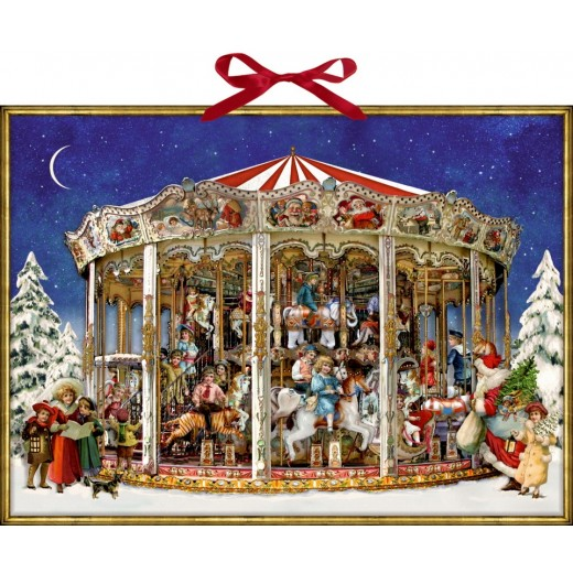 SpiegelburgJulekalenderNostalgicChristmasRoundaboutvintagedesign-38