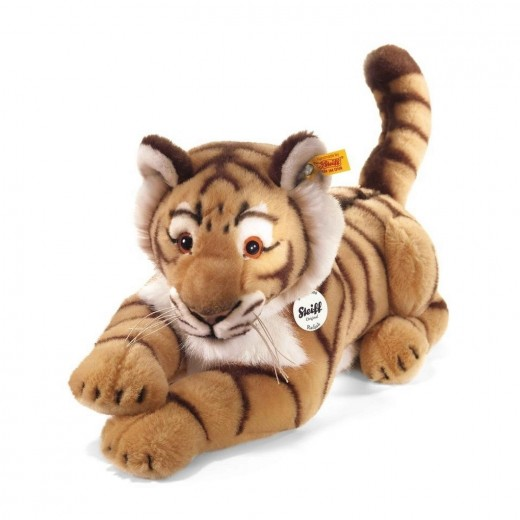 Steiff Tiger Radjah striped blond-36