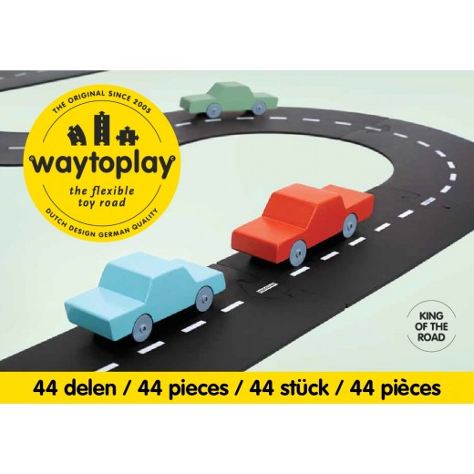 waytoplay King of the road 44 pieces set-36