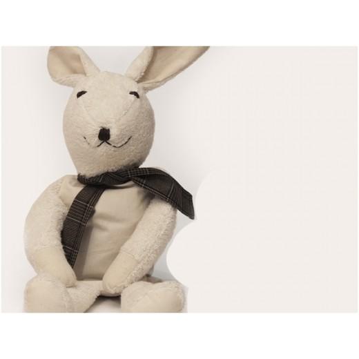MinMin Copenhagen Bunny white wellness toy-31