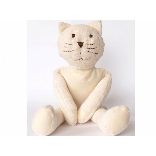 MinMin Copenhagen Cat white wellness toy-32