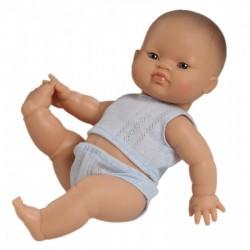 Paola Reina dukke asiat dreng / undertøj lyseblåt-20