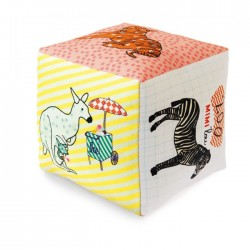 MIMI´lou Cube Tissu ZOO-20