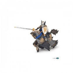 papo figur Dragon Black Prince and Horse-20