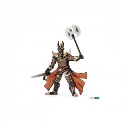 papo figur Knight with a triple battle axe-20