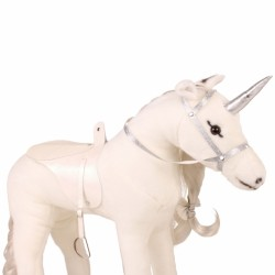 Götz Hest Unicorn m/sadel-20