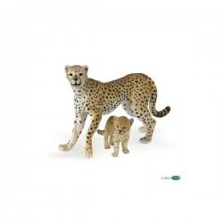 papo figur Gepard med unge-20