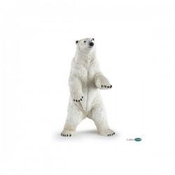 papo figur Isbjørn stående-20