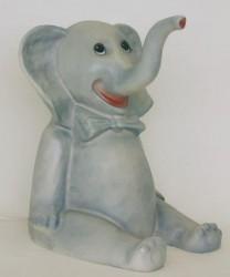 Heico Elefant grå-20
