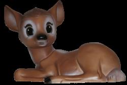 Heico Bambi liggende-20