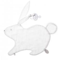 Dimpel Nulle Emma classic cotton kanin hvid 32 cm-20