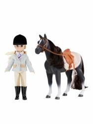 Lottie Pony Club med rytter-20