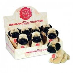 Hermann Teddy Original Pug sitting-20