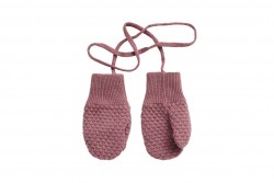 mp Baby Mittens rose grey-20