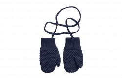 mp Baby Mittens navy-20