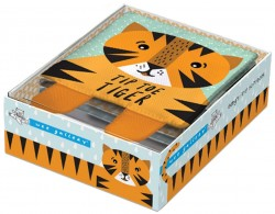 wee gallery Soft Book Tip Toe Tiger-20