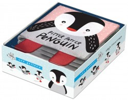 wee gallery Soft Book Pitter Patter Penguin-20