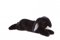 Pamplemousse PELUCHES MARTIN LE LAPIN marine 27 cm-20