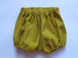 astas Bloomers baby fløjl mustard-20