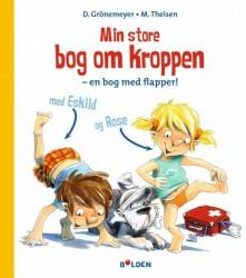 Forlaget Bolden Min Store Bog Om Kroppen-20