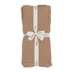 Bonét et Bonét Muslin Cloths caramel 4 pack-20
