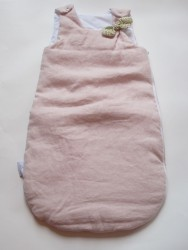 blossom Sleeping bag Size 70 Poudre/lemon-20