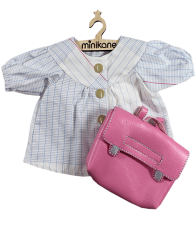 minikane Dukketøj Louise skjorte-20