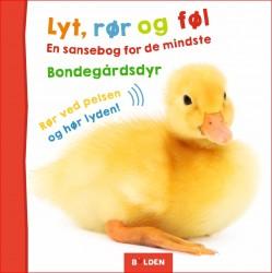 Forlaget Bolden Bondegårdsdyr lyd, rør og føl-20