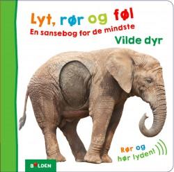 Forlaget Bolden Vilde dyr lyd, rør og føl-20