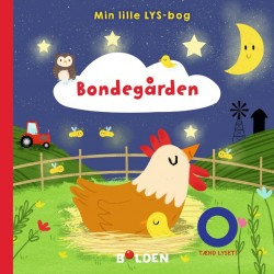 Forlaget Bolden Min Lille Lysbog Bondegården-20
