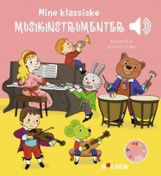 Forlaget Bolden Mine Klassiske Musikinstrumenter lyd-20