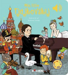 Forlaget Bolden Min Lille Tjajkovskij lydbog-20