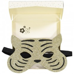 Obi Obi Maske tiger guld-20