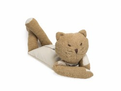 MinMin Copenhagen Cat brown wellness toy-20